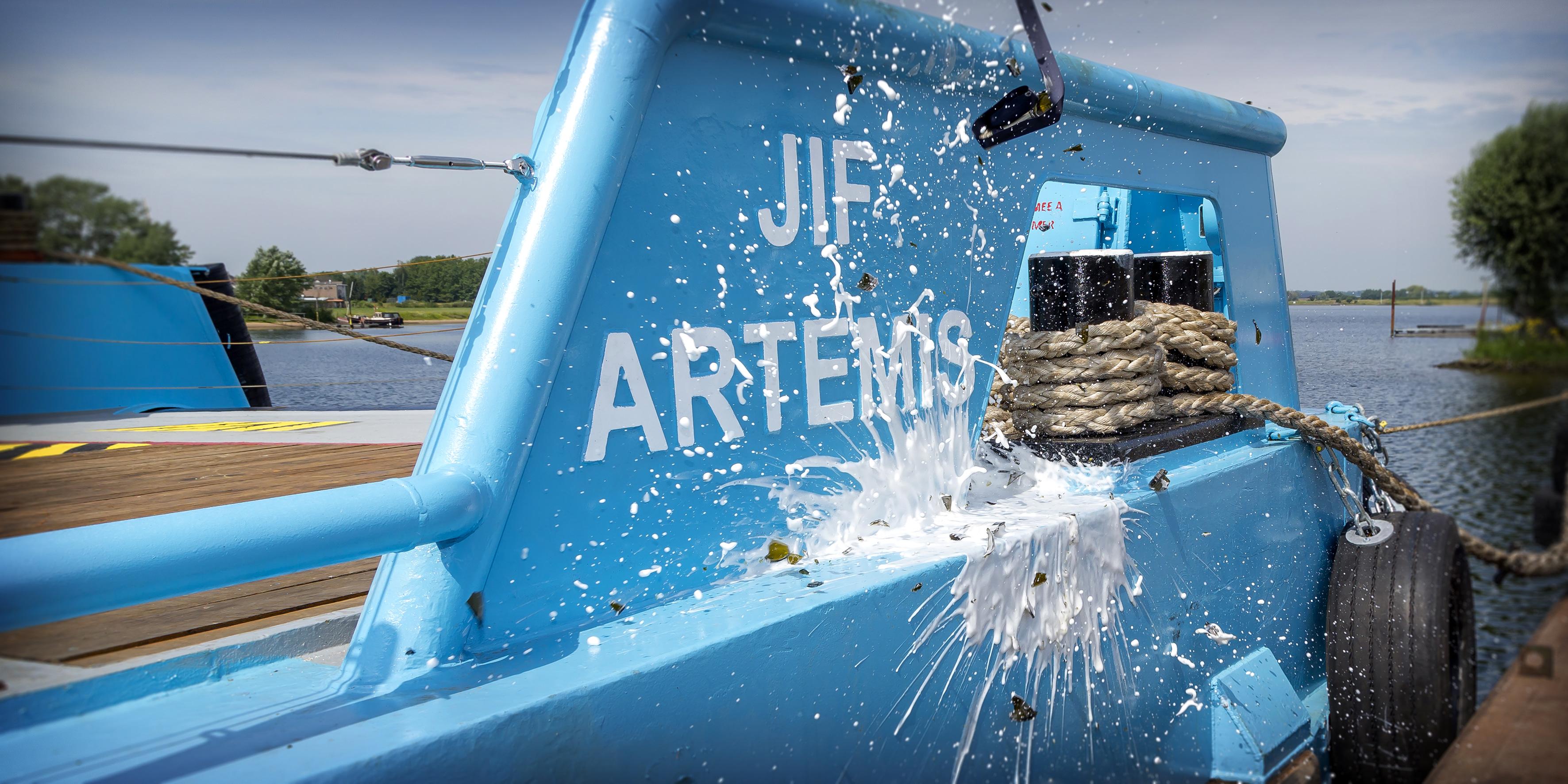 Jif Artemis, EuroCarrier, Neptune Marine